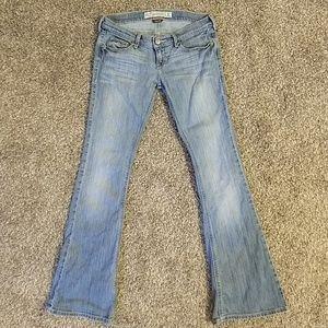 3 FOR $20 * Hollister light denim jeans